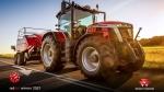 Тракторы Massey Ferguson 8S получили престижную премию Red Dot 2021 за лучший дизайн