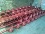 Шнек чистого зерна ОВИ 04.080