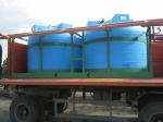 Емкость Кассета 5000х2 S для воды и технологических растворов
