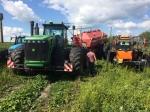 Трактор JOHN DEER 9430